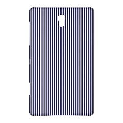 USA Flag Blue and White Stripes Samsung Galaxy Tab S (8.4 ) Hardshell Case