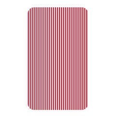 USA Flag Red and White Stripes Memory Card Reader