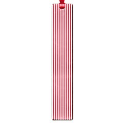 USA Flag Red and White Stripes Large Book Marks