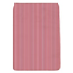 USA Flag Red and White Stripes Flap Covers (S)