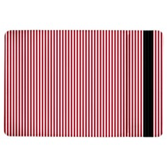 USA Flag Red and White Stripes iPad Air 2 Flip