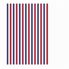 USA Flag Red White and Flag Blue Wide Stripes Large Garden Flag (Two Sides)
