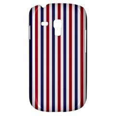 USA Flag Red White and Flag Blue Wide Stripes Galaxy S3 Mini
