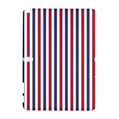 USA Flag Red White and Flag Blue Wide Stripes Galaxy Note 1