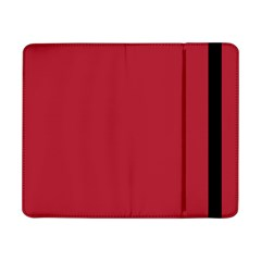 USA Flag Red Blood Red classic solid color  Samsung Galaxy Tab Pro 8.4  Flip Case