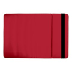 USA Flag Red Blood Red classic solid color  Samsung Galaxy Tab Pro 10.1  Flip Case