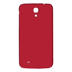 USA Flag Red Blood Red classic solid color  Samsung Galaxy Mega I9200 Hardshell Back Case