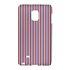 USA Flag Red and Flag Blue Narrow Thin Stripes  Galaxy Note Edge