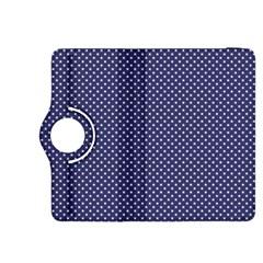 USA Flag White Stars on Flag Blue Kindle Fire HDX 8.9  Flip 360 Case