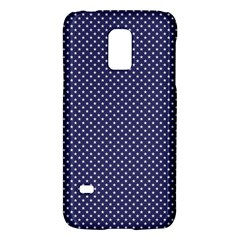 USA Flag White Stars on Flag Blue Galaxy S5 Mini