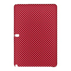 USA Flag White Stars on American Flag Red Samsung Galaxy Tab Pro 12.2 Hardshell Case