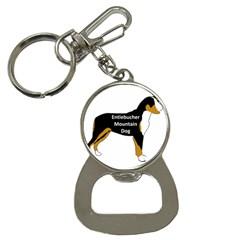 Entlebucher Mt Dog Name Silo Color Button Necklaces