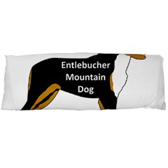 Entlebucher Mt Dog Name Silo Color Body Pillow Case (Dakimakura)