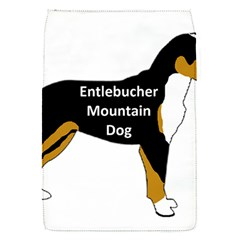Entlebucher Mt Dog Name Silo Color Flap Covers (S)