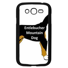 Entlebucher Mt Dog Name Silo Color Samsung Galaxy Grand DUOS I9082 Case (Black)