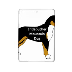 Entlebucher Mt Dog Name Silo Color iPad Mini 2 Hardshell Cases
