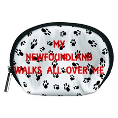 My Newfie Walks On Me Accessory Pouches (Medium)