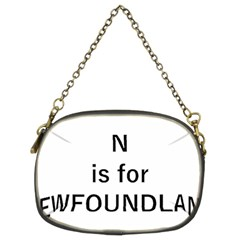 N Is For Newfoundland Chain Purses (Two Sides)