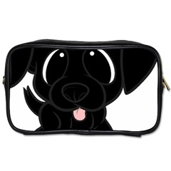 Newfie Cartoon Toiletries Bags
