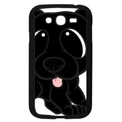 Newfie Cartoon Samsung Galaxy Grand DUOS I9082 Case (Black)