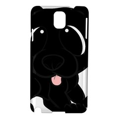 Newfie Cartoon Samsung Galaxy Note 3 N9005 Hardshell Case