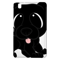 Newfie Cartoon Samsung Galaxy Tab Pro 8.4 Hardshell Case
