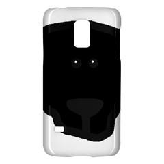 Newfie Dog Head Cartoon Galaxy S5 Mini