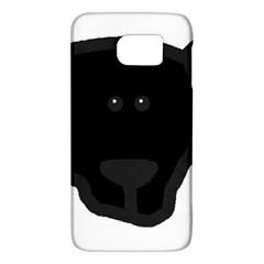 Newfie Dog Head Cartoon Galaxy S6