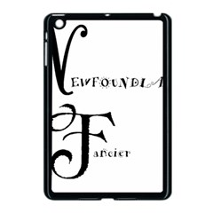 Newfie Fancier Apple iPad Mini Case (Black)