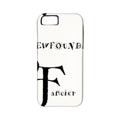 Newfie Fancier Apple iPhone 5 Classic Hardshell Case (PC+Silicone)