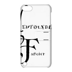 Newfie Fancier Apple iPod Touch 5 Hardshell Case with Stand