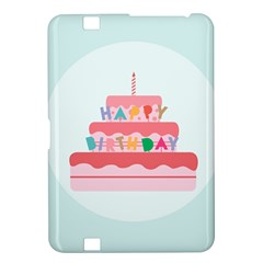 Birthday Cake Kindle Fire HD 8.9