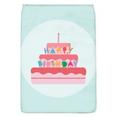 Birthday Cake Flap Covers (L)