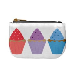 Cupcakes Mini Coin Purses