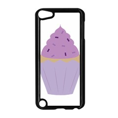 Cupcakes Apple iPod Touch 5 Case (Black)