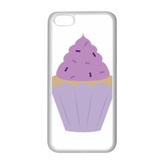 Cupcakes Apple iPhone 5C Seamless Case (White)
