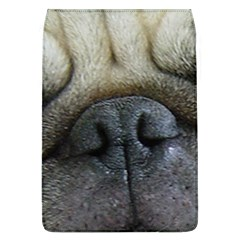 Pug Fawn Eyes Flap Covers (L)