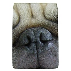 Pug Fawn Eyes Flap Covers (S)