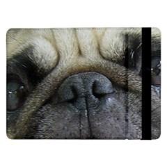 Pug Fawn Eyes Samsung Galaxy Tab Pro 12.2  Flip Case
