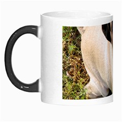 Pug Fawn Full Morph Mugs