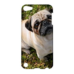 Pug Fawn Full Apple iPod Touch 5 Hardshell Case