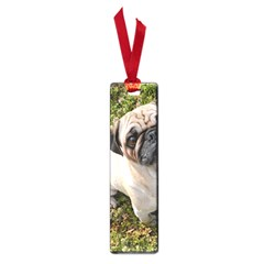 Pug Fawn Full Small Book Marks