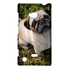 Pug Fawn Full Nokia Lumia 720