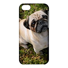 Pug Fawn Full Apple iPhone 5C Hardshell Case