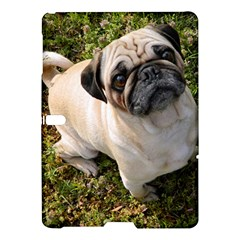 Pug Fawn Full Samsung Galaxy Tab S (10.5 ) Hardshell Case