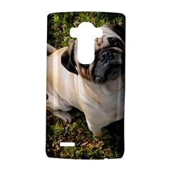 Pug Fawn Full LG G4 Hardshell Case