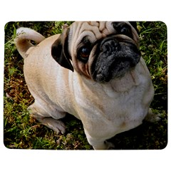 Pug Fawn Full Jigsaw Puzzle Photo Stand (Rectangular)