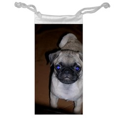 Pug Full 5 Jewelry Bag