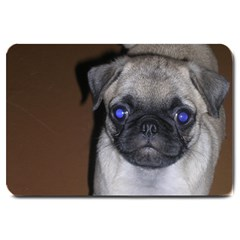 Pug Full 5 Large Doormat