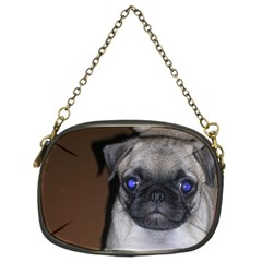 Pug Full 5 Chain Purses (Two Sides)